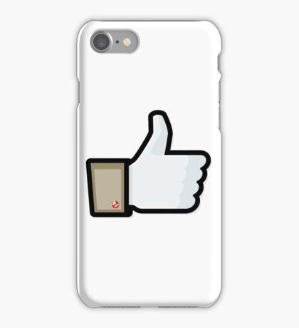 FACEBOOK X GHOSTBUSTERS (GB1) iPhone Case/Skin