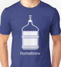 Craft Beer Homebrewing Icon T-Shirt