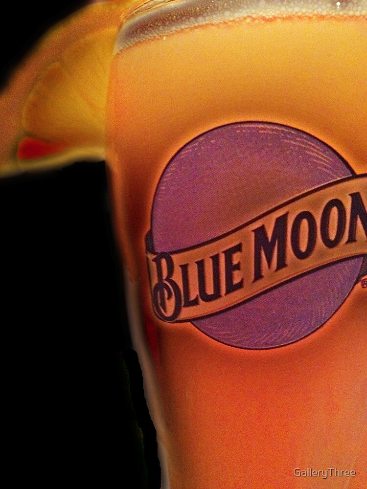 Blue Moon by GalleryThree