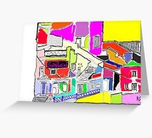 Santorini. by Brown Sugar (Doctor Faustus). Hold Your Memories.  Kalimera Greece ! I love You !Buy what you like! Views: 116. Greeting Card