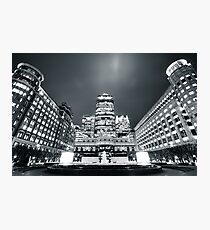 The Three Towers Photographic Print