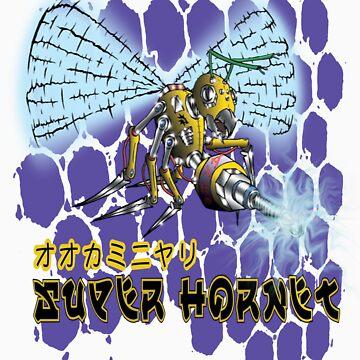 Super Hornet by CerberusAzdin