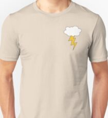 Struck By Lightning Hoodie Unisex T-Shirt