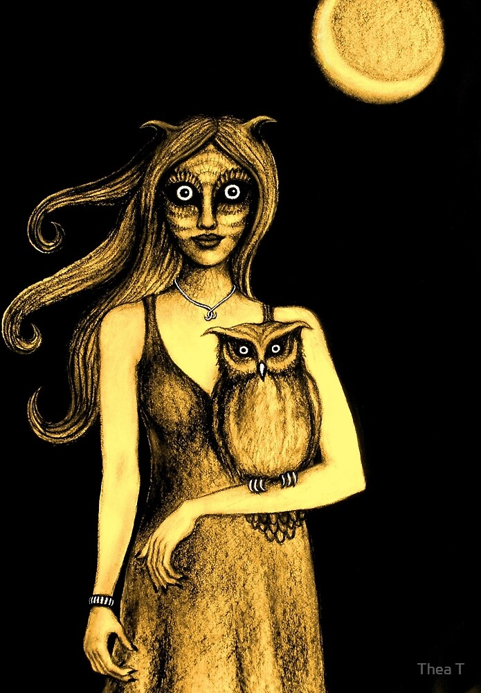 Nocturnal (Gold) by Thea T