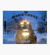 Marie Anne Photographic Print