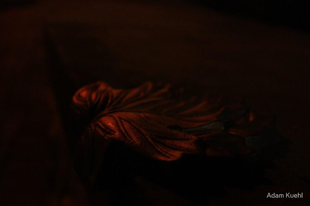 Weak Leaf by Adam Kuehl