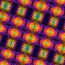 Organized Colors Kaleidoscope by pjwuebker
