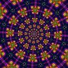Purple Kaleidoscope by pjwuebker