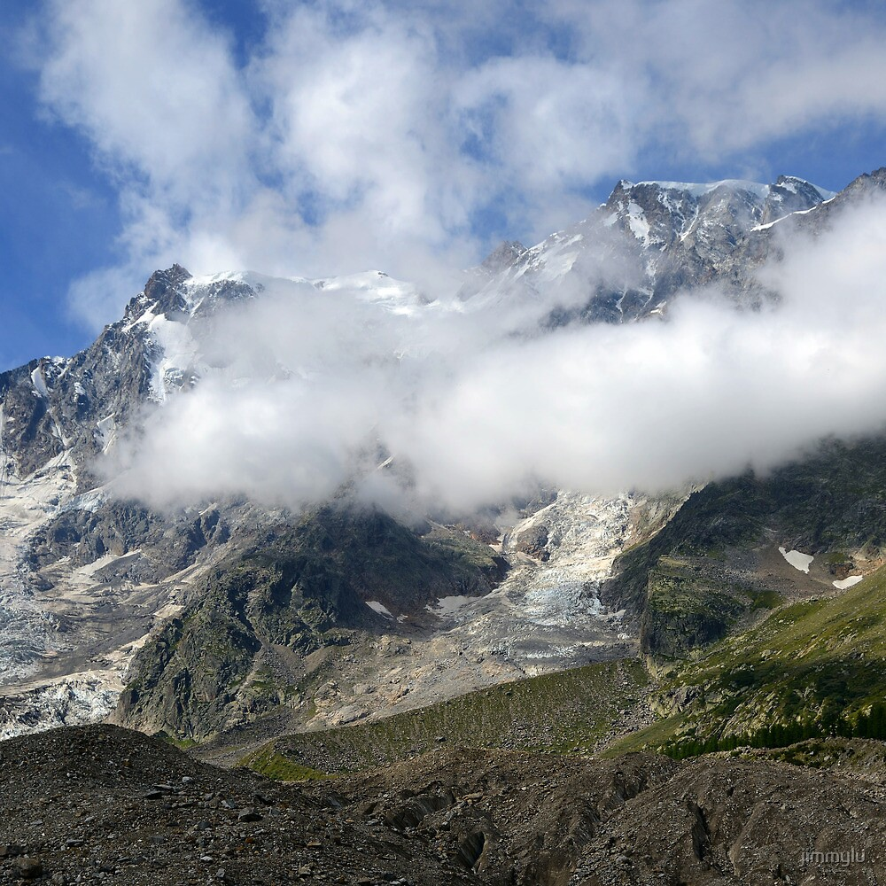 Monte Rosa, Italy by jimmylu