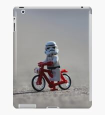 Bicycle Stormtrooper iPad Case/Skin