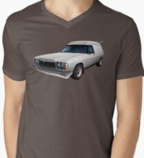 Illustrated HZ Holden Panel Van - White Men's V-Neck T-Shirt