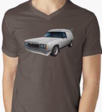 Illustrated HZ Holden Panel Van - White Men's V-Neck T-Shirt