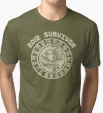 2012 Survivor Tri-blend T-Shirt