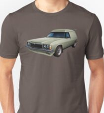 Illustrated HZ Holden Panel Van - Chamois Unisex T-Shirt
