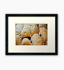 pastry Framed Print
