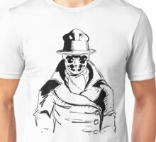 Rorschach from Watchmen Original Art Unisex T-Shirt