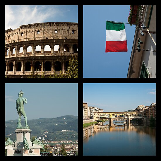 Italian icons by brians101