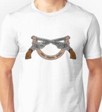 Non timebo mala IV - Samuel Colt (Supernatural) Unisex T-Shirt