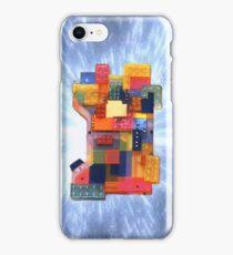 "Quantum Leap ""Gummy Bear"" Handlink iPhone Case/Skin"