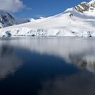 Reflecting on Antarctica 087 by Karl David Hill