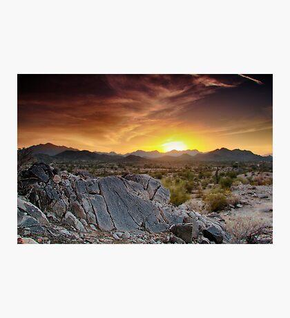 Buckeye Hills Photographic Print