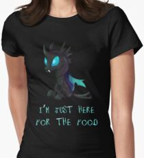 My Little Pony - MLP - Changeling Women's Fitted T-Shirt