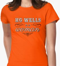HG Wells is a woman T-Shirt