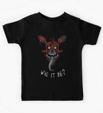 Five Nights at Freddy's - FNAF 4 - Nightmare Foxy - It's Me Kids Tee