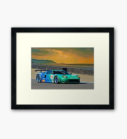 2008 Ford GT40 I Framed Print