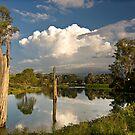 Mindin Lake by Matt Duncan