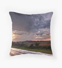 Boonah, Queensland Throw Pillow