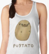 Pugtato Women's Tank Top