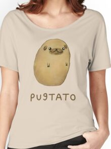 Pugtato Women's Relaxed Fit T-Shirt