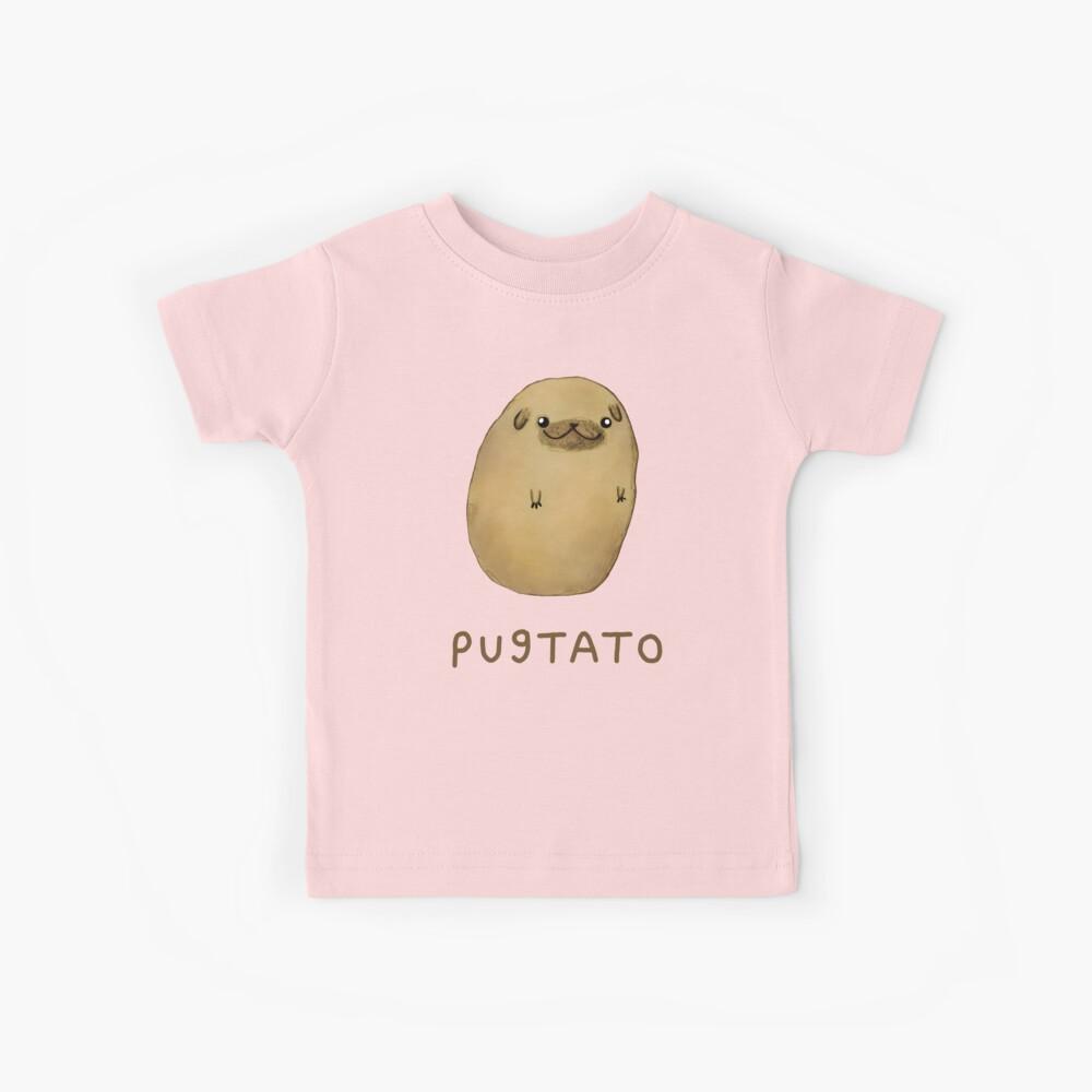 Pugtato Kids T-Shirt