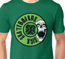 Sick Skateboard Official Logo Unisex T-Shirt