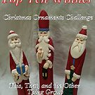 Top Ten - Christmas Ornaments by quiltmaker