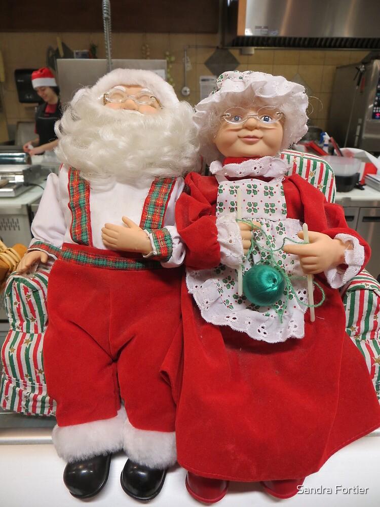 Ho-Ho-Ho!  Merry Christmas to All by Sandra Fortier