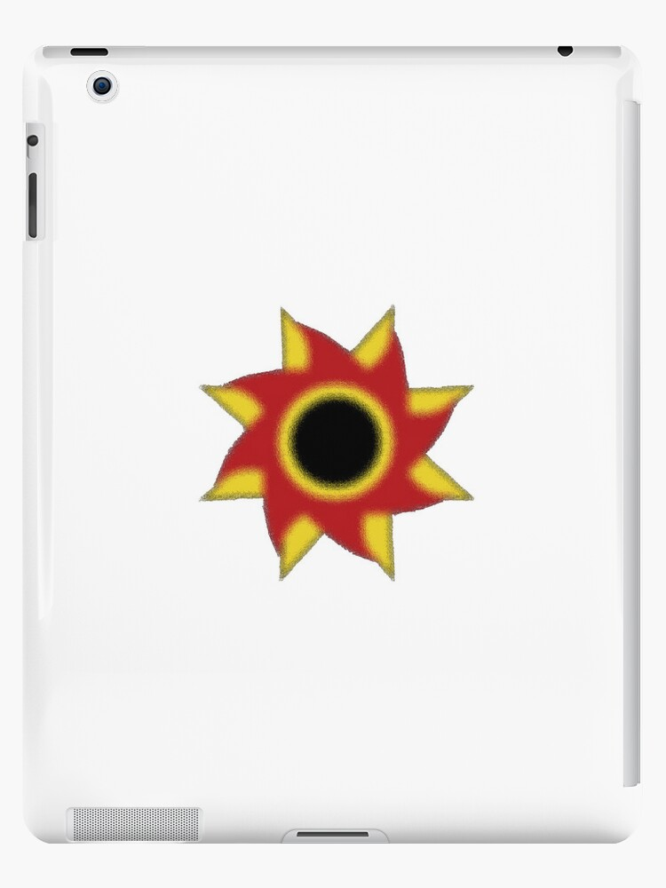 WeepingClan Emblem iPad Case (Small White) by WeepingHoney