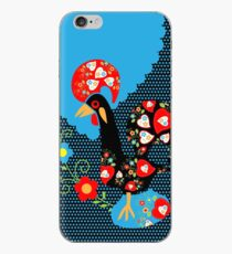Rooster from Portugal iPhone Case