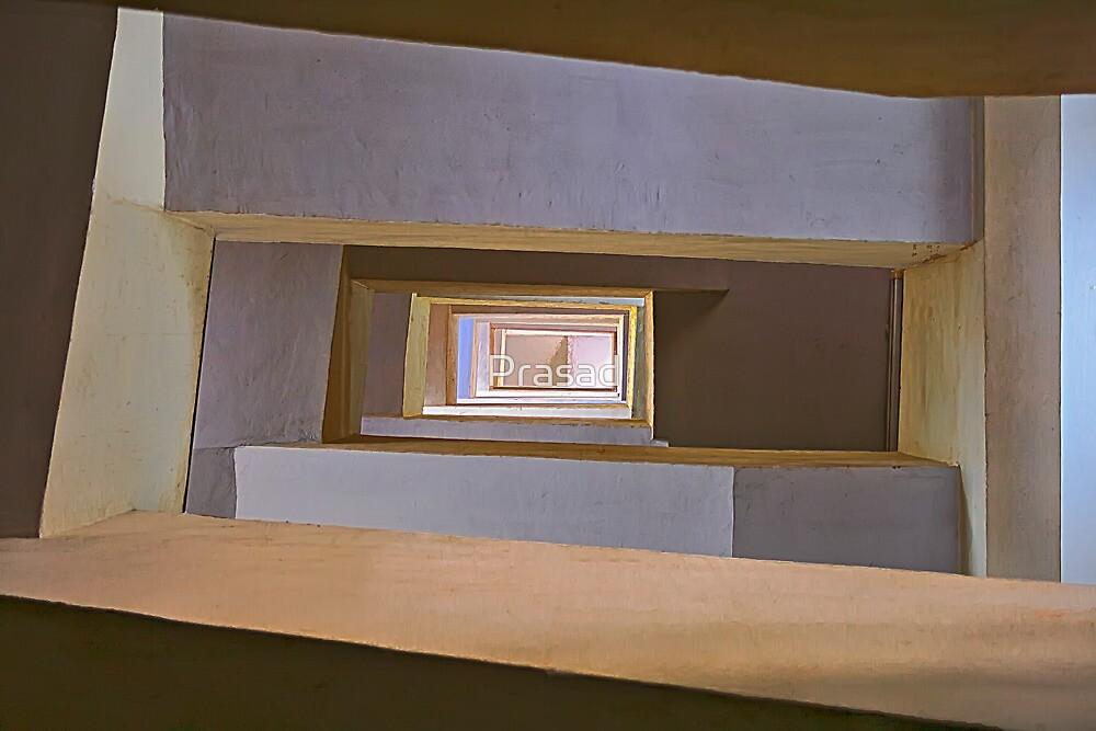 Stairwell #1 by Prasad