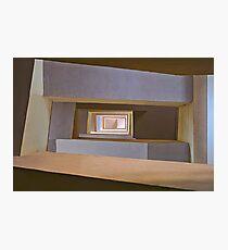 Stairwell #1 Photographic Print