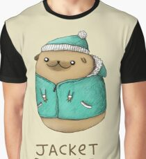Jacket Pugtato Graphic T-Shirt
