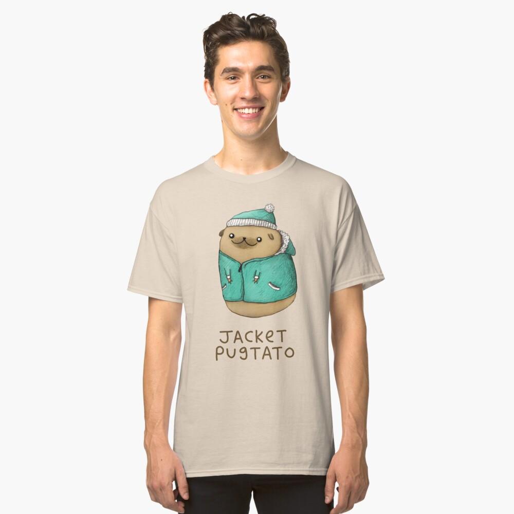 Jacke Pugtato Classic T-Shirt