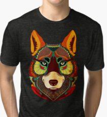 The Wolf Tri-blend T-Shirt
