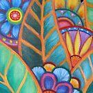 kaleidoscope Garden by Thea T