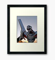 ©DA EVA04 IV Framed Print
