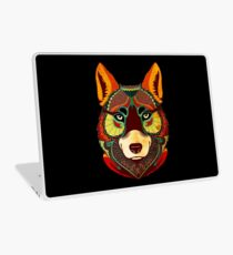 The Wolf Laptop Folie