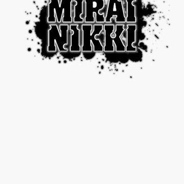 Mirai Nikki. by Xolokos