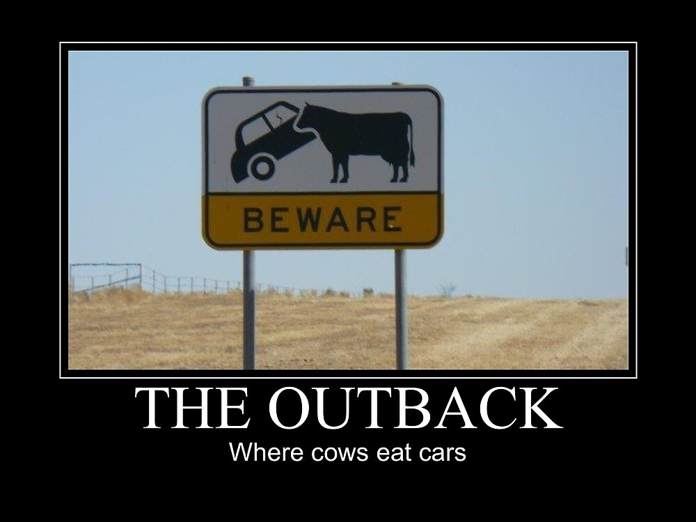 Car eating Cows by Gmac7