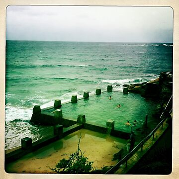 Coogee Beach by Marita
